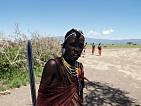 Masajský bojovník