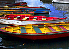 Dominica-Loďky na Indian River