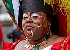 Dominica-Karneval v národních barvách
