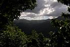 Dominica-Mraky nad horským pralesem